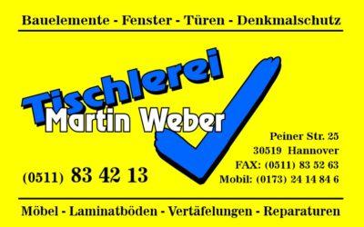 Tischlerei Martin Weber Döhren