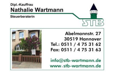 Steuerberaterin Nathalie Wartmann