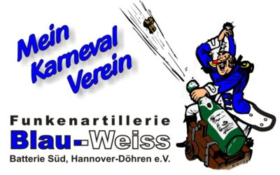Funkenartillerie Blau-Weiss, Batterie Süd