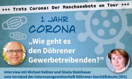 Interview zur aktuellen Corona Lage
